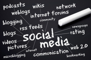 Vernetzen mit Social Media: Facebook, Blogs, Twitter & Co