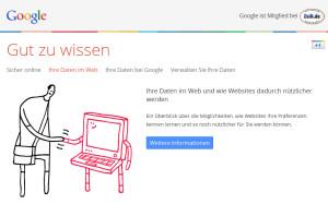 google.de/goodtoknow