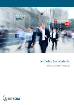 Leitfaden Social Media des des Arbeitskreis Social Media des BITKOM